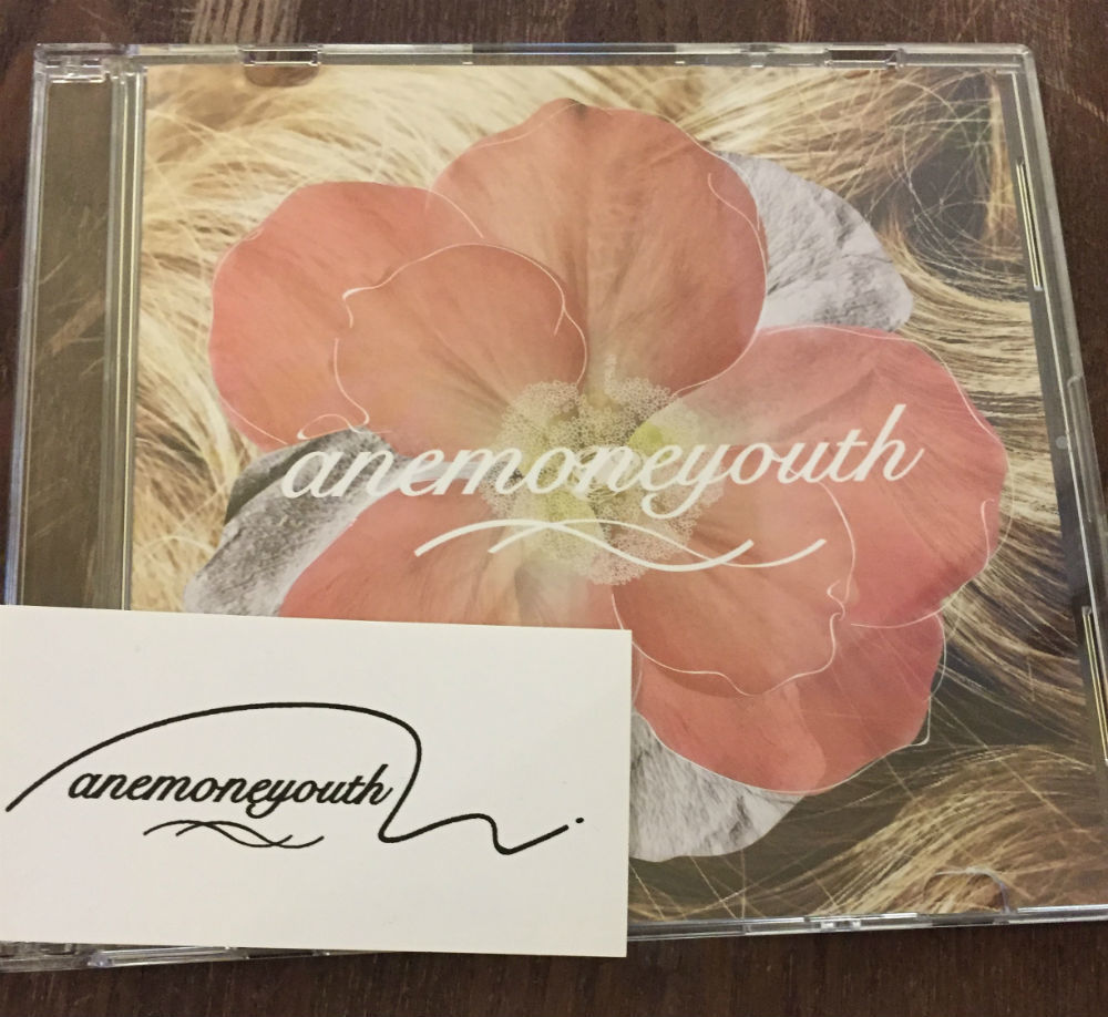 """【anemoneyouth】1st EP """"Thank You for Being You"""""""